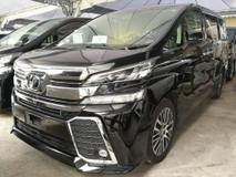 2015 TOYOTA VELLFIRE 2.5 ZG JBL HOME THEATER 360 CAMERA FULL SPEC UNREG 2015