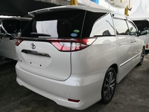 2017 TOYOTA ESTIMA 2.4 AERAS PREMIUM SUNROOF PWR BOOT FULL SPEC UNREG 2017