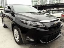 2015 TOYOTA HARRIER 2.0 ELEGANCE CHEAPEST IN TOWN HIGH SPEC UNREG 2015 15