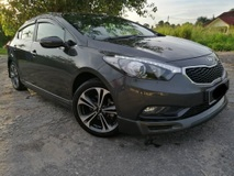 2015 KIA CERATO 2.0 AT SUN ROOF,1OWNER,NEW PAINT,NEW TIRE,LEATHER,BODYKIT,KEYLESS,PUSH START