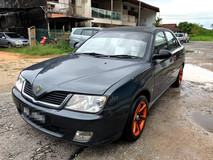 2001 PROTON WAJA 1.6 Premium FULL Spec(AUTO)2001.02 Only 1 UNCLE Owner, LOW Mileage, TIPTOP, ACCIDENT-Free, DIRECT-Owner, LEATHER Seat &DVD & GPS