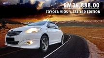 2010 TOYOTA VIOS 1.5AT TRD SPORTIVO
