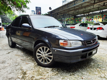 1997 TOYOTA COROLLA SEG 1.6 (A) TIPTOP CONDITIONS