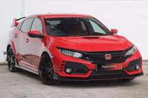 2017 HONDA CIVIC TYPE R 2.0 TURBO (MANUAL)  NEW MODEL