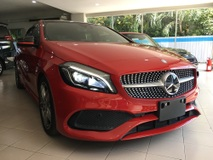 2016 MERCEDES-BENZ A-CLASS A180 AMG SPORT ** NEW FACELIFT / FULLY LOADED ** GRAB IT NOW
