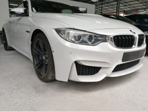 2015 BMW M4 coupe 3.0 DCT