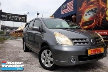 2011 NISSAN GRAND LIVINA 1.6 ( A ) IMPUL !! ST-L FACELIFT !! 7 SEATERS !! PREMIUM FULL SPECS !! ( WXX 5256 ) 1 CAREFUL OWNER !!