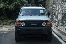 2014 TOYOTA FJ CRUISER 4.0 PETROL / REVERSE CAM / MKW ALLOY RIM / HEAVY DUTY ROOF RACK