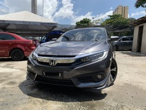 2018 HONDA CIVIC 1.5cc TC-PREMIUM SPEC MODEL TURBO LIKE NEW CAR CONDITION