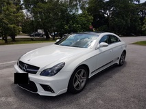 2007 MERCEDES-BENZ CLS-CLASS CLS350 AMG SPORTS PACKAGE REG 2013