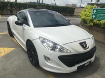 2011 PEUGEOT RCZ 1.6 Coupe (A) Full service record