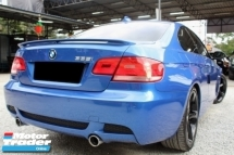 2007 BMW 3 SERIES 335i (A) E92 M-SPORT 3.0 COUPE 2DR TURBO