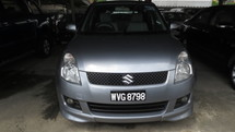 2011 SUZUKI SWIFT 1.5(AT)
