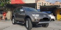 2013 MITSUBISHI PAJERO 2.5 VGT (A) One owner