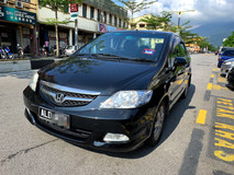 2006 HONDA CITY 1.5 VTEC FULL Spec 7 SPEED(AUTO)2006 Only 1 LADY Owner, 86K Mileage,TIPTOP, DIRECT-Owner, with NEW PLATE ALD, PADDLE Shift & 2 AIRBEG,