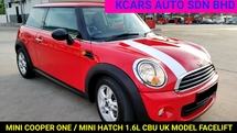 2014 MINI One 1.6L FACELIFT IMPORT UK SPEC