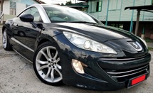 2013 PEUGEOT RCZ (A) FACELIFT TURBO COUPE JBL SOUND SYSTEM