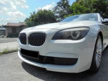 2010 BMW 7 SERIES  3.0 F02 M-Sport TwinTurbo NAVI ReverseCamera Powerboot VacuumDoor Luxury LikeNEW Reg.2015