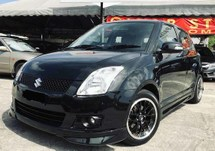 2011 SUZUKI SWIFT 1.5 GLX (A) YEAR END CHEAPER SALE