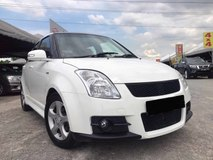 2012 SUZUKI SWIFT 1.5 SPORT LIMITED (A) GOOD CONDITION