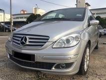 2008 MERCEDES-BENZ B-CLASS B170 Tip Top Like New
