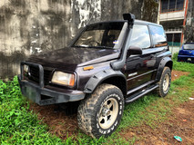 1991 SUZUKI VITARA 1.6 SUV FULL Spec(MANUAL)1991 Only 1 UNCLE OWNER, 21K Mileage, TIPTOP, ACCIDENT-Free, DIRECT-Owner, NEGOTIABLE with FULL Spec