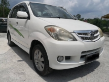 2011 TOYOTA AVANZA 1.5G(A)YEAR END SALES CLEARANCE STOCK