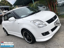 2012 SUZUKI SWIFT 1.5 SPORT LIMITED (A) FL SPORT LEATHER SEAT