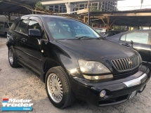 2001 TOYOTA HARRIER 2.2 FULL BODYKIT