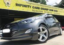 2015 HYUNDAI ELANTRA 1.8GLS FULL SERVIC RECORD LEATHER SEAT