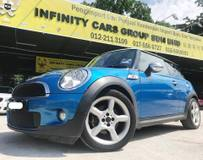 2011 MINI 3 DOOR COOPER S 1 VVIP LADIES DRIVER PERFECT CONDITION
