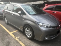 2009 TOYOTA WISH 1.8 S (A) BEST DEAL