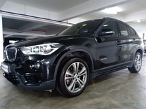 2016 BMW X1 SDRIVE18I(CKD) BMW AUTHORISED DEALER(LOW GENUINE MILEAGE)