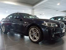 2016 BMW 5 SERIES 520I M SPORT LCI(BMW AUTHORISED DEALER)