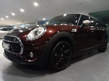 2016 MINI Clubman COOPER S 2.0(MINI AUTHORISED DEALER) LOWEST INTEREST RATE (CBU)