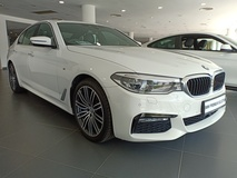 2017 BMW 5 SERIES 530I M SPORT(CBU)(LAST BATCH OF CBU)