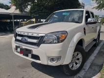 2009 FORD RANGER 2.5 XL TDI 4X4 DOUBLE CAB