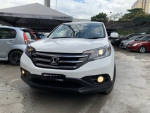 2014 HONDA CR-V 2.0cc SUV PREMIUM SPEC 4WD MODEL NEW FACELIFT FULL LOAN