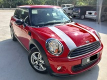 2014 MINI One 1.6 LIMITED EDITION (A) 1 LADY OWNER LOCAL CBU IMPORT NEW