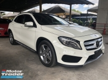 2014 MERCEDES-BENZ GLA GLA250 AMG 4MATIC 2.0 Turbocharged 7G-DCT Distronic Plus Panoramic Roof Memory Seat Multi Function Paddle Shift Steering Mercedes Benz Interface Climate Control Pre Crash Automatic Power Boot Reverse Camera Bluetooth Connectivity Unreg
