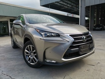 2015 LEXUS NX 200 T i Package Panoramic Roof Offer Unreg