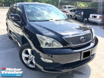 2008 TOYOTA HARRIER 2.4 PREMIUM SPEC (A) 1 OWNER PANAROMIC ROOF ELECTRICAL SEAT