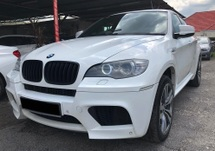 2009 BMW X6 M -PERFORMANCE 550HP FULL SPEC CONDITION LIKE NEW