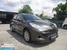 2013 PEUGEOT 207 2013 Peugeot 207 1.6(A) Warranty 1 Year MustView