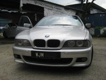 2001 BMW 5 SERIES 520I (A) 2.2 DOUBLE VANOS  SELL CHEAP BY OWNER