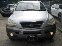 2006 NAZA SORENTO 2.5 EX (A) DIESEL ONE OWNER SELLING CHEAP