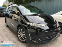 2016 TOYOTA ESTIMA 2.4 Aeras Facelift Pre Crash LKA Unreg Sale Offer