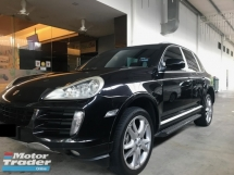2007 PORSCHE CAYENNE 4.8 S (A) - ALMOST PERFECT CONDITION