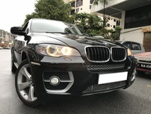 2013 BMW X6 X DRIVE 35I 3.0 (AT) TWIN TURBO UK SPEC