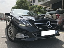 2014 MERCEDES-BENZ E-CLASS E200 CGI 1.8(AT) FULL SERVICE RECORD W212 FACELIFT MODEL